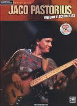 Jaco Pastorius - Modern Electric Bass + Cd