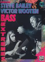Steve Bailey & Victor Wooten - Bass Extremes + Cd