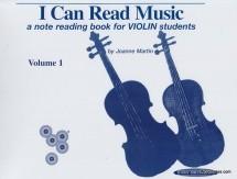 Suzuki S. - I Can Read Music Vol. 1 - Violon
