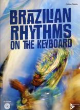 Teixera C. - Brazilian Rhythms On The Keyboard + Cd