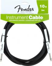 Fender Cable Instrument Performance Series 3 M Noir