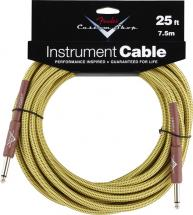 Fender Cable 7,5 M Tweed Custom Shop Series