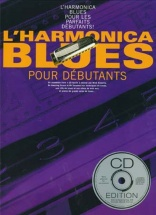 Kinsella M. - Harmonica Blues Pour Debutants + Cd
