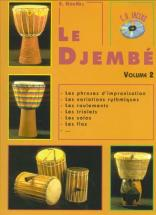 Koukel - Le Djembe Vol.2 + Cd