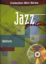 Mini Series Jazz + Cd - Guitare Tab
