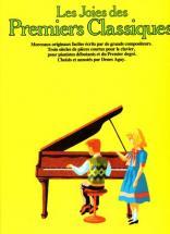 Joies Des Premiers Classiques (piano)