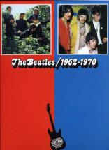 Beatles (the) - 1962-1970 Album Rouge Et Bleu - Guitar Tab