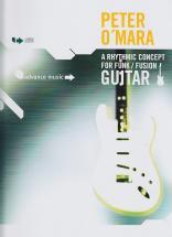 O'mara P. - A Rhythmic Concept For Funk/fusion Guitar + 2 Cd
