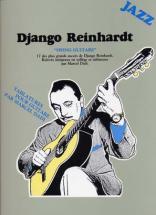 Django Reinhardt - Guitare Tab