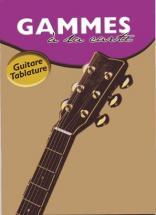 A La Carte Gammes Guitare Tab - Joe Bennett