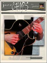 Brown Buck - Jazz Chops For Guitar + Cd - Guitar