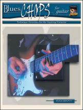 Brown Buck - Blues Chops For Guitar + Cd - Guitar