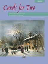 Shafferman Jean Anne - Carols For Two Book Only - Vocal Duet (par 10 Minimum)