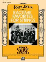 Ragtime Favorites - Violin 1