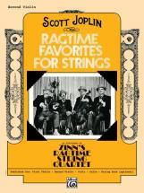 Ragtime Favorites - Violin 2