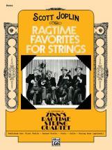 Ragtime Favorites Bass - Bass Guitar