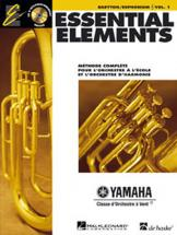 Essential Elements Vol.1 + Cd - Baryton, Euphonium, Saxhorn