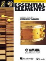 Essential Elements Vol.1 + Cd - Percussion