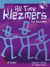 All Time Klezmer + Cd - Accordeon