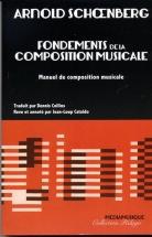 Schoenberg Arnold - Fondements De La Composition Musicale