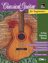 Gunod Nathaniel - Classical Guitar For Beginners Book + Cd - Guitar