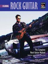 Howard Paul - Beginning Rock Guitar - Guitar
