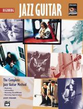 Fisher Jody - Beginning Jazz Guitar - Guitar
