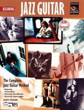Fisher Jody - Beginning Jazz Guitar + Cd - Guitar