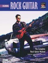 Howard Paul - Beginning Rock Guitar + Cd - Guitar