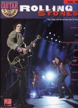 The Rolling Stones -  Guitar Play Along Vol.66 + Cd