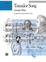 Bizet Georges - Toreador Song Carmen - Piano Solo