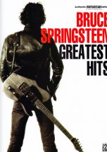 Springsteen Bruce - Greatest Hits - Guitar Tab