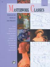 Magrath Jane - Masterwork Classics Level 3 + Cd - Piano