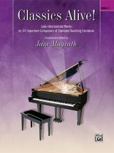 Magrath Jane - Classics Alive Book 3 Piano - Piano Solo
