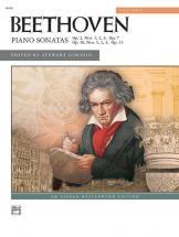 Beethoven Ludwig Van - Sonatas Volume 1 - Piano Solo