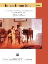 Kowalchyk And Lancaster - Essential Keyboard Duets Volume 1 - Piano Duet