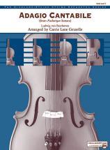 Beethoven Ludwig Van - Adagio Cantabile - String Orchestra