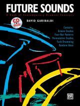 Garibaldi David - Future Sounds + Cd - Drum