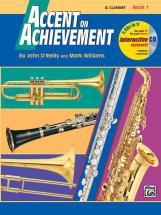 O'reilly John - Accent On Achievement Book 1 - Bb Clarinet