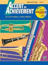 O'reilly John - Accent On Achievement Book 1 - Score