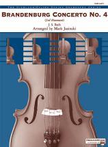 Bach Johann Sebastian - Brandenburg Concerto No4 Movement3 - String Orchestra