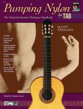 Tennant Scott - Pumping Nylon - Guitar Tab