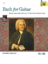 Bach Johann Sebastian - Bach For Guitar - Masters In Tab - Guitar