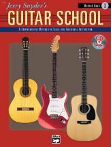Snyder Jerry - Jerry Snyder's Guitar School 1 + Cd - Guitar