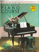 Palmer Manus And Lethco - Alfred Adult Piano Course Lesson Book 2 + Cd - Piano