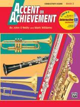 O'reilly John - Accent On Achievement Book 2 - Score