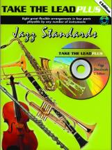 Take The Lead+ Jazz Standards + Cd - Jazz Band