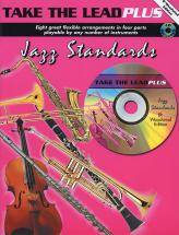 Take The Lead - Jazz Standards + Cd - Jazz Band