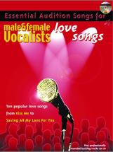 Audition Songs - Love Songs + Cd - Pvg