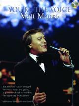 Monro Matt - You're The Voice + Cd - Pvg